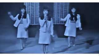 The Ronettes - BE MY BABY (live [HQ])