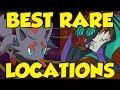 BEST NEW RARE POKEMON LOCATIONS in Pokemon Ultra Sun and Pokemon Ultra Moon! Zorua Location USUM