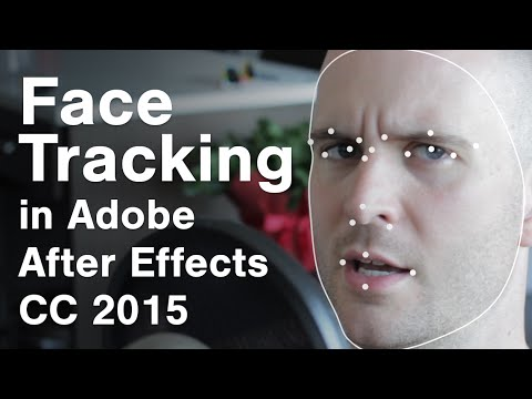 Face Tracking - New in After Effects CC 2015