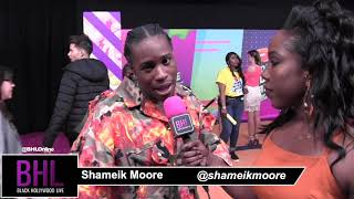 Shameik Moore Represents the CULTURE | Kids Choice Awards 2019