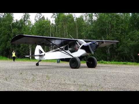 Skwentna Fly In STOL Comp - Unlimited Experimental Class