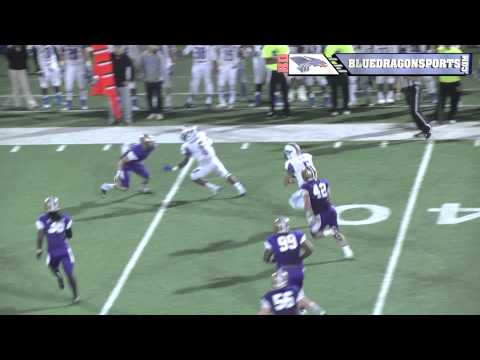 FOOTBALL - Hutchinson Community College vs Butler - Highlights - 09.13.2014