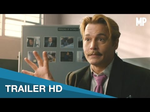Mortdecai - Trailer | HD |  Johnny Depp, Gwyneth Paltrow, Ewan McGregor
