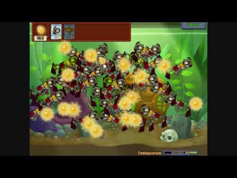 plants vs zombies random