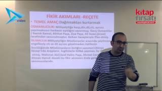 14) İnkılap Tarihi - 20. Yüzyıl Başlarında Osmanlı Devleti - Hamza TATAR (2016)