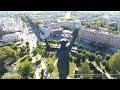 Аэросъемка города Калуга/Aerial view of the city of Kaluga