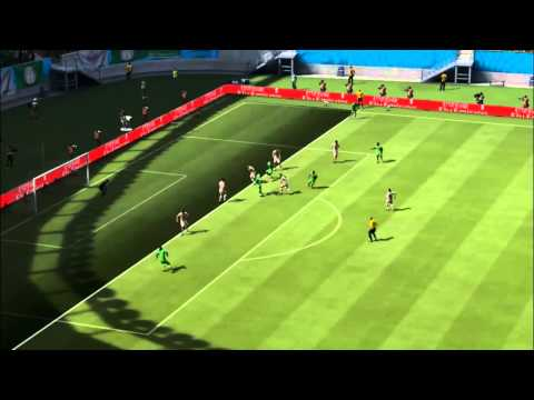 IRAN - NIGERIA | FIFA World Cup 2014 (All Goals Highlights HD)