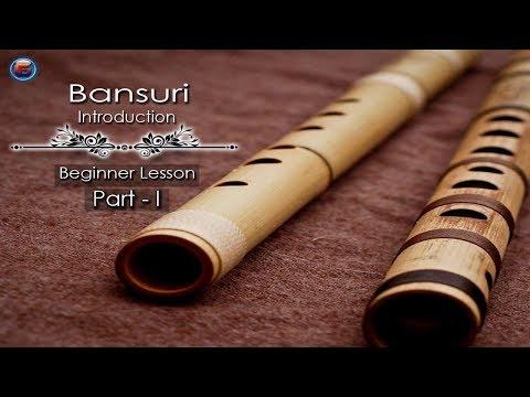 Easy Flute ( Bansuri ) Lessons ( Tutorials ) For Beginner : 1 In Hindi By Nirbhay Bhosale.