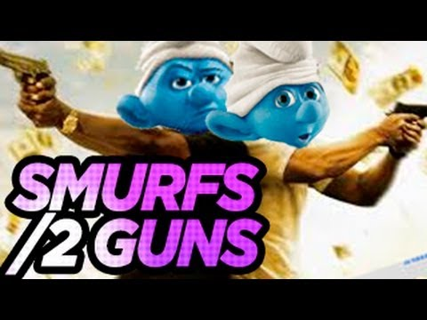 2 Smurfs with Guns - The Movie That Should ve Been | Weekend Box Office 8/2 to 8/4