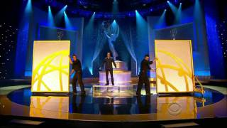 David Copperfield inaugura los Premios Emmy 2010