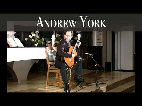 Andrew York - Andecy - Gitarrissimo, Oberhausen Germany