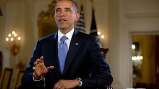 Weekly Address: Ending the War in Afghanistan and Rebuilding America