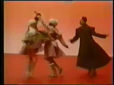 michael clark choreography dance 1