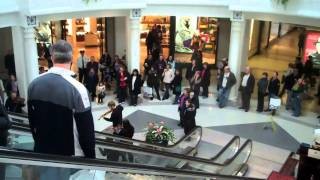 An Orchestra Hit And Run At The Fashion Mall