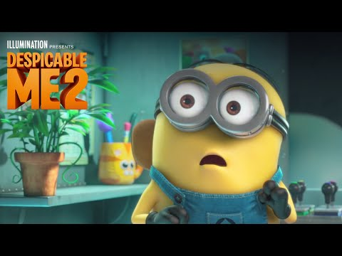 Despicable Me 2 Blu-ray Dec 10 With 3 New Mini-movies - A Sneak Peek video