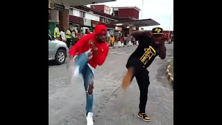 DIAMOND PLATNUMZ NANA DANCING
