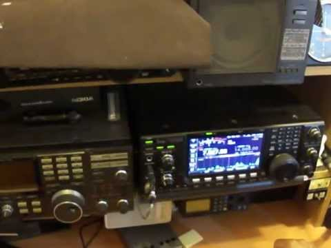 elecraft KPA500 on qrq cw