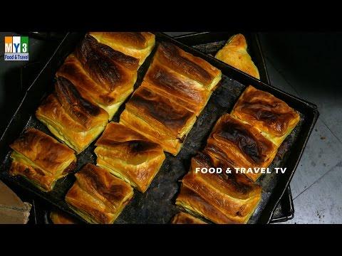 VEG PUFF | Indian Bakery Food | STREET FOOD IN INDIA | FOOD & TRAVEL TV thumbnail