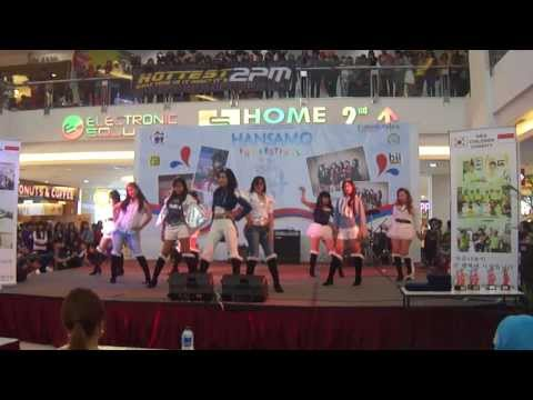 Yeoja Generation (Girls Generation SNSD Dance Cover) Mr. Taxi 7icon - Playboy The Boys
