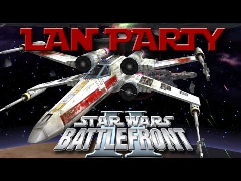LAN Party: Star Wars Battlefront II- NODE
