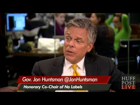Jon Huntsman and Cory Booker Talk About No Labels