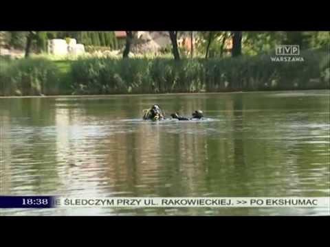 Czołg W Stawie Na Koziej Górce W Warszawie?