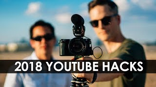 How to Get More VIEWS on YouTube 2018 — 3 YouTube Hacks