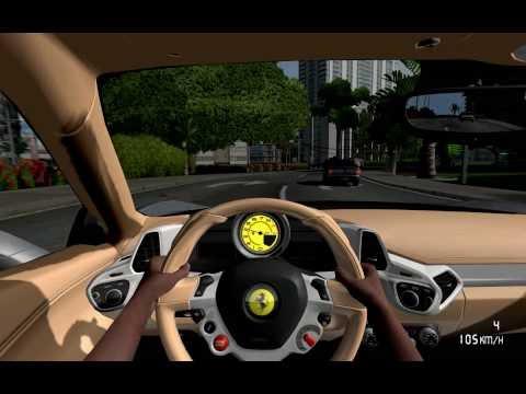 Ferrari 458 Italia (2010) - Buying a car in Qatar - TDU rubie38