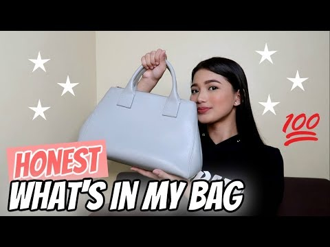 *HONEST* WHAT'S IN MY BAG 2018 (Philippines) | Tyra C. ❤