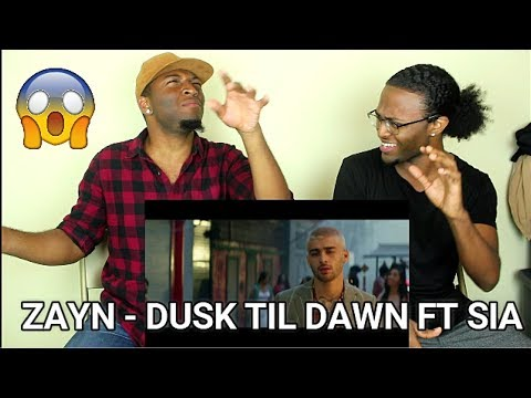 ZAYN - Dusk Till Dawn ft Sia REACTION MP3