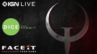 FACEIT Quake Tournament - DICE 2018