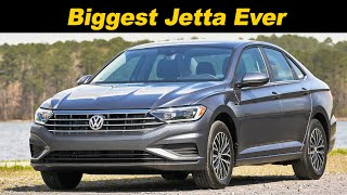 2019 Volkswagen Jetta   Size Matters