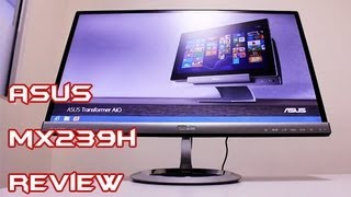 ASUS Designo MX239H 23 Inch Full HD Monitor Review