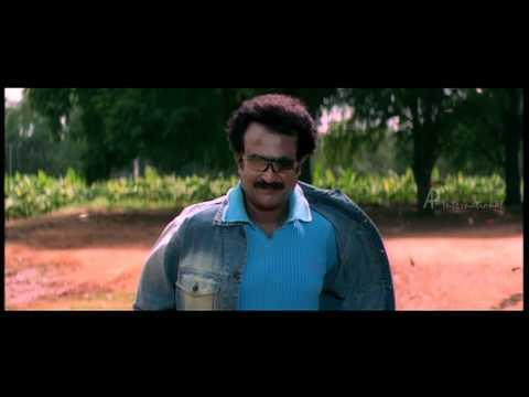 Chandramukhi - Rajinikanth intro fight scene part2
