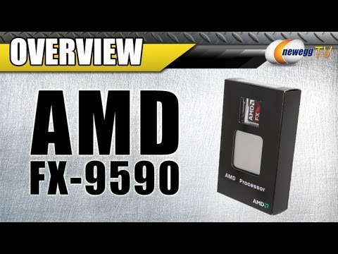 AMD FX-9590 4.7GHz Socket AM3+ Eight-Core Desktop Processor Overview - Newegg TV