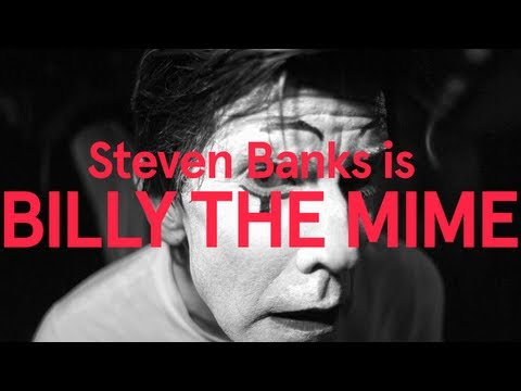 Steven Banks Is Billy The Mime (Song A Day #1629)