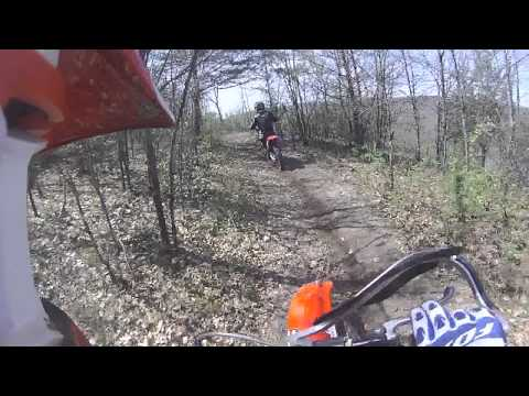 Theilman trail ride 2014