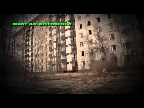 Chernobyl Diaries; conspiracy theory