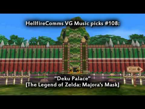 Misc Computer Games - Legend Of Zelda - Deku Palace