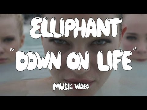Elliphant   down On Life (official Music Video) video