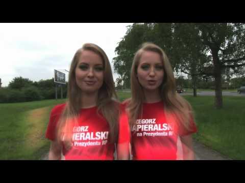 Są nas miliony - oficjalny teledysk (piosenka wyborcza) Grzegorza Napieralskiego