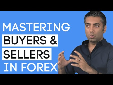 Mastering Buyers and Sellers in Forex