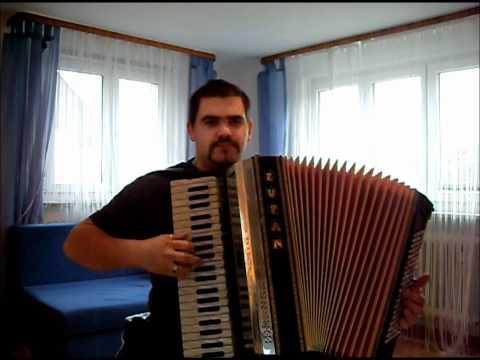 Trompetenecho - Akkordeon