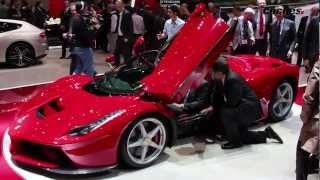 Deportivos en el Salón de Ginebra 2013 - Geneva Motor Show
