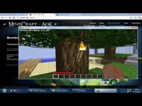 Jouer a MineCraft Gratuitement & En Ligne