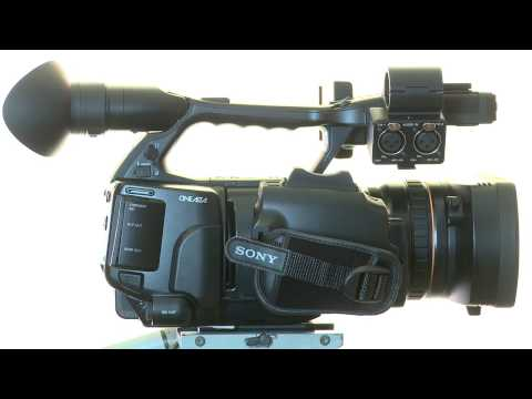 Sony PMW-EX1R and PMW-350  review with sample footage.