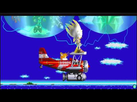 Sonic's Quest For Power 3 [4/4] END HD