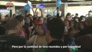 130608 MBC Documental SUPER JUNIOR SS5 en Sudamerica - Parte 1 - SUB ESP