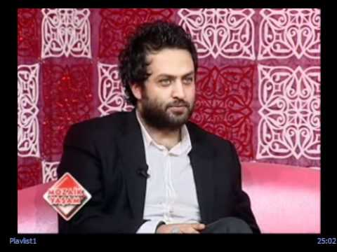 Interview With Mostafa Zamani In  Mozaİk Program  Part 3 video