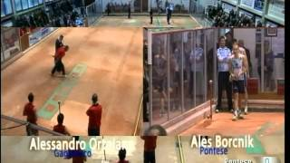 Serie A volo 2015 - 7a giornata - Pontese - Gaglianico - Sintesi RaiSport
